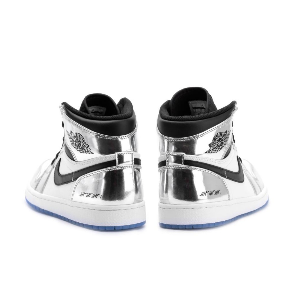 46997546e7f7a2 Air Jordan 1 Retro High Champion Think 16 by Youbetterfly