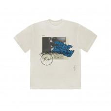 Travis Scott Cactus Jack For Fragment Manifest T-shirt White