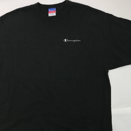 Champion Small Logo Black