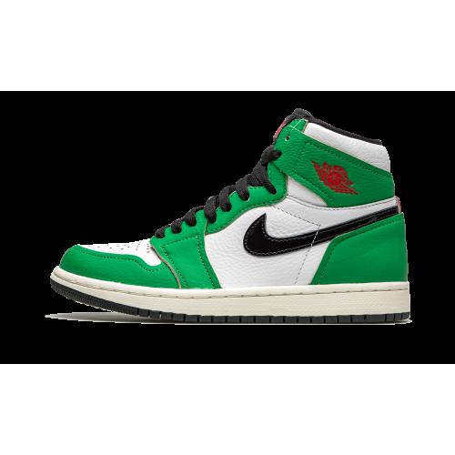 Air Jordan 1 Lucky Green High