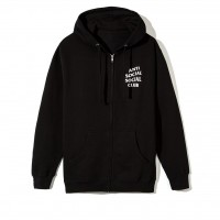 ASSC Mind Games Zipper Black