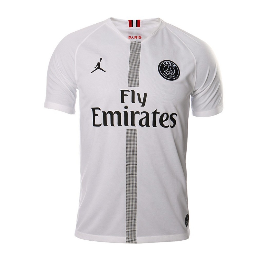 f87cb851dd1 Air Jordan x PSG Football Jersey by Youbetterfly, UAE
