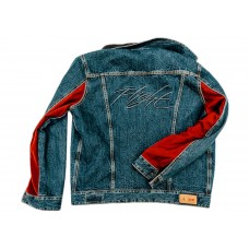 Air Jordan x Levi's Reversible Trucker Jacket