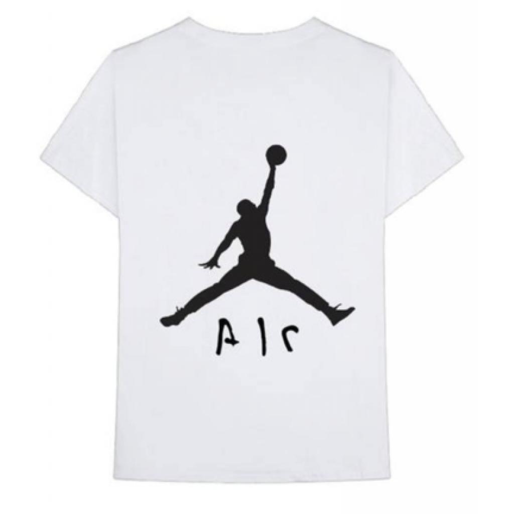 3e4b195609a242 Cactus Jack x Jordan Shirt youbetterfly