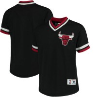 Chicago Bulls Black Jersey
