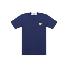 Comme Des Garcons PLAY GOLD HEART T