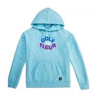 GOLF Le FLEUR- CAROLINA BLUE HOODIE