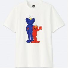 KAWS x Uniqlo Sesame Street Bffs
