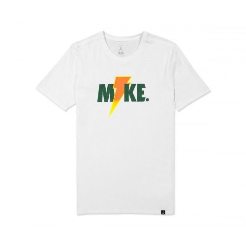 Air Jordan Like Mike Lightning Tee