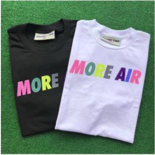 More Air T-shirt Round Two