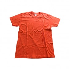 Supreme plain orange T-shirt