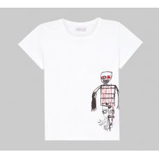 Agnes B x Jean Michel Basquiat T