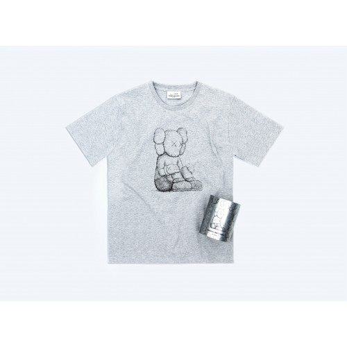 KAWS SEEING/WATCHING Canned T-shirt - Companion