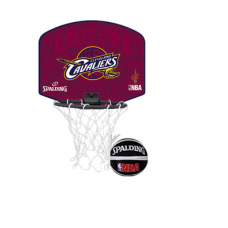 NBA TEAM MICRO MINI BACKBOARD SET - CAVS
