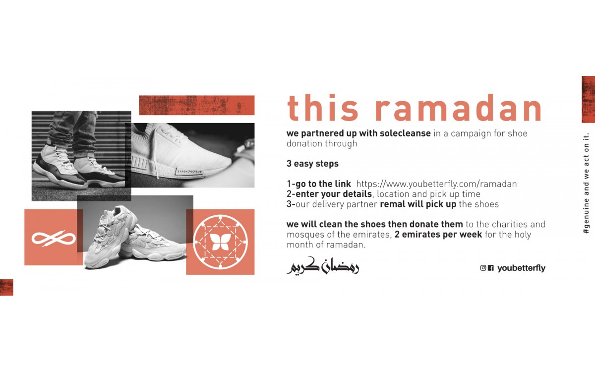youbettercleanse Ramadan Campaign