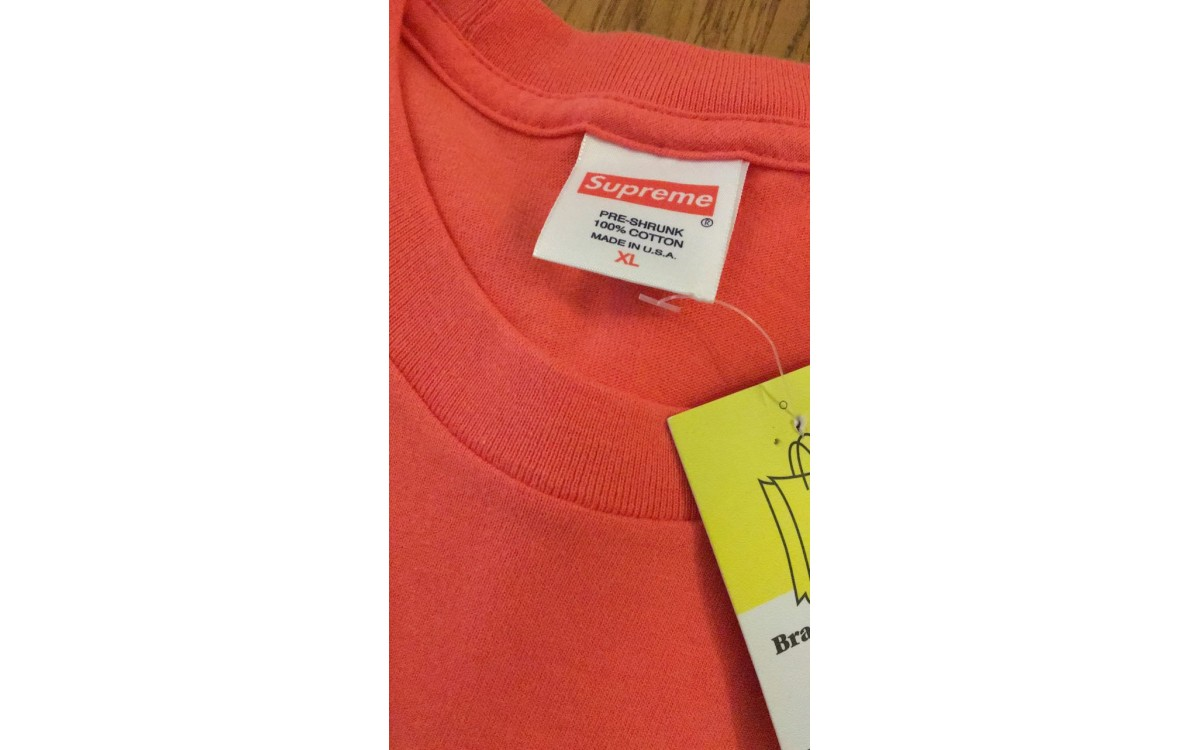 How a brand new Supreme T ended up at Brands For Less outlet store