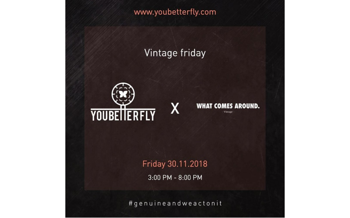 Recap Vintage Friday