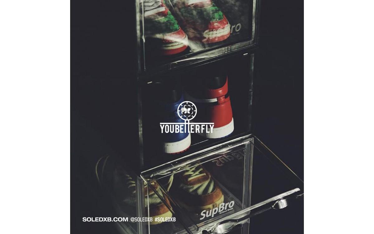 youbetterfly @ SOLE DXB Sneaker Swap