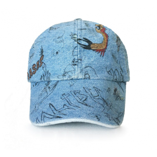 Kids Supply Denim Hat - Sketchbook