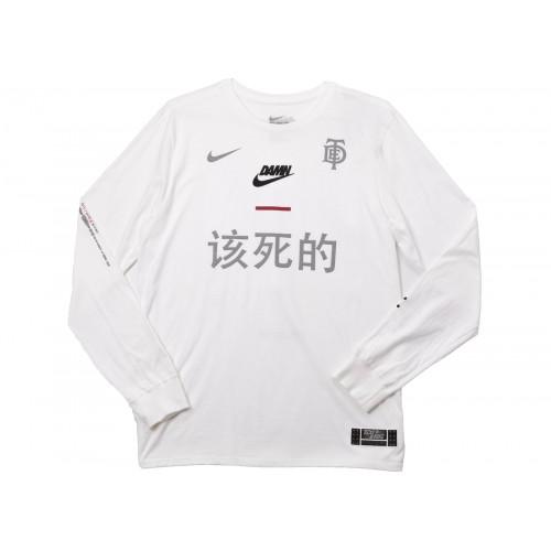 Nike X TDE the championship tour Tshirt
