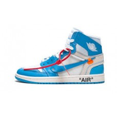 Air Jordan 1 x Off-White UNC