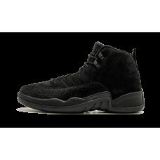 8886f321b7e01b Air Jordan 12 OVO Black