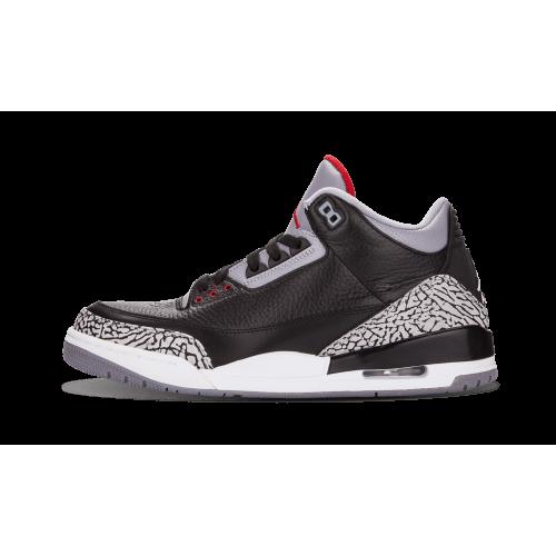 Air Jordan 3 Retro OG Black Cement 2011