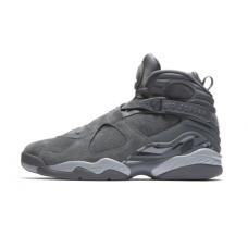 Air Jordan 8 Cool Grey