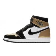 Air Jordan 1 Gold Toe