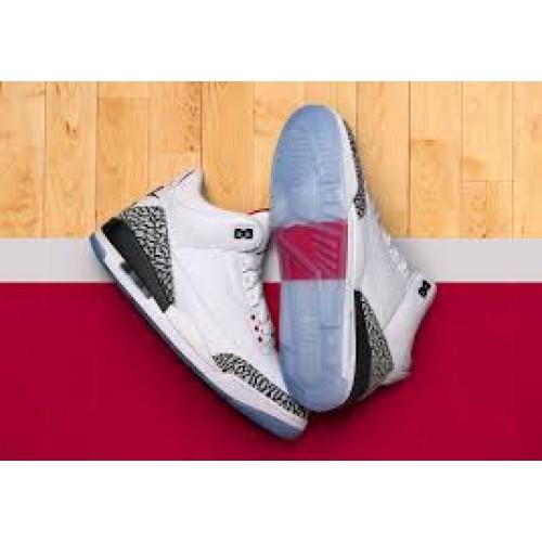 Air Jordan 3 Free Throw Line