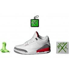 e5c0764fed89 Air Jordan 3 Katrina Sneaker Politics + Shirt
