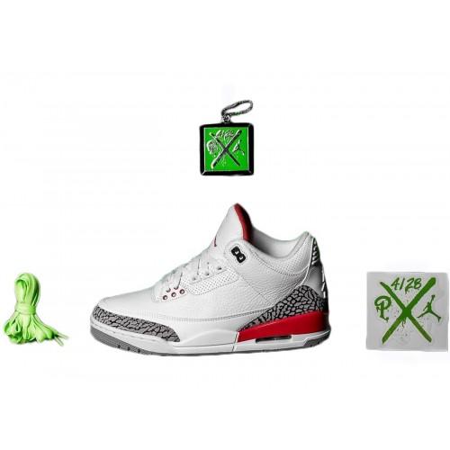 Air Jordan 3 Katrina Sneaker Politics + Shirt
