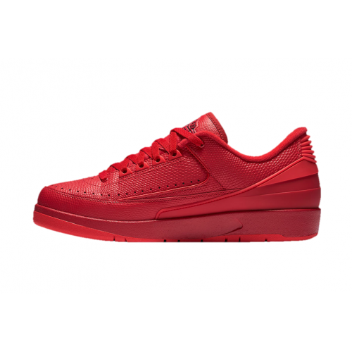 "AIR JORDAN 2 RETRO LOW ""GYM RED"""