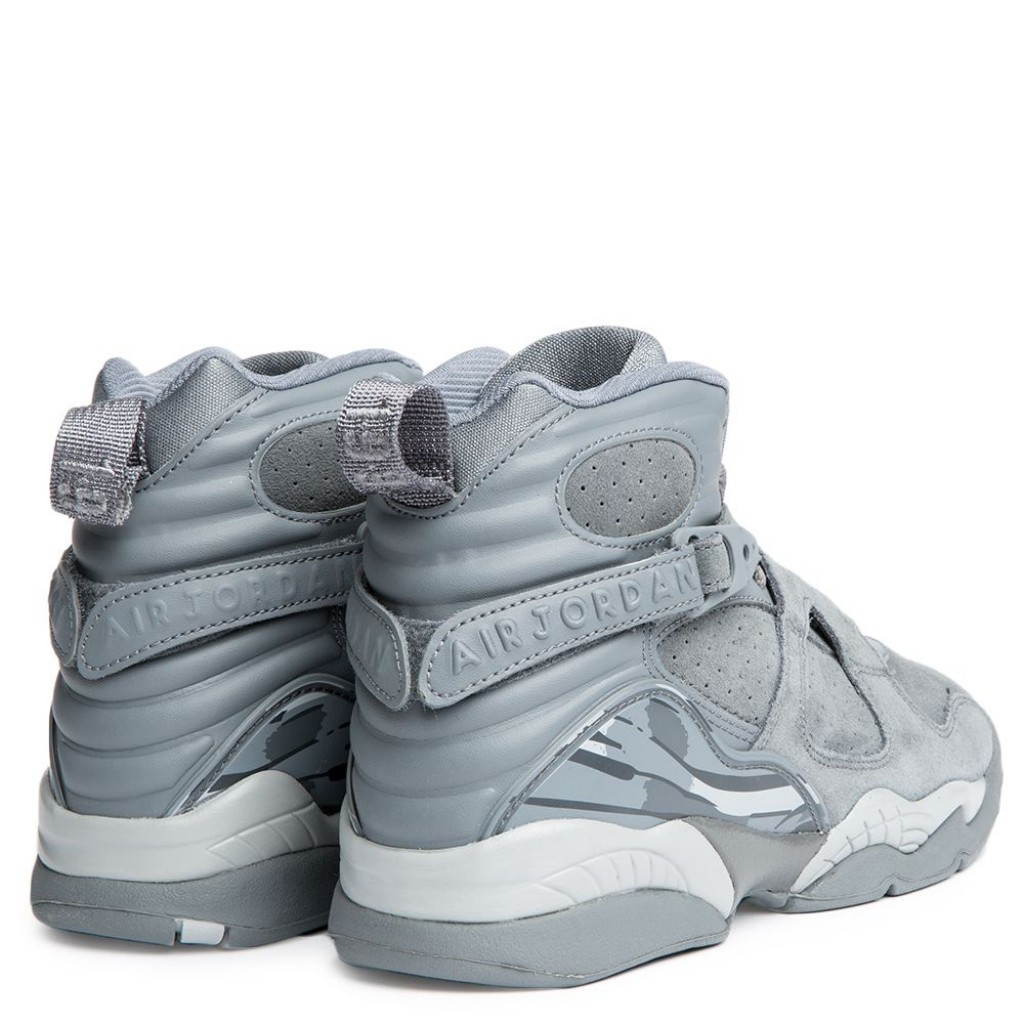 6ae0233e2d7 Air Jordan 8 Cool Grey- Shop Online for Premium & Limitted Edition ...