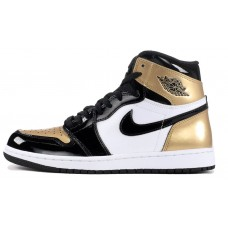 Air Jordan 1 Top 3 Gold
