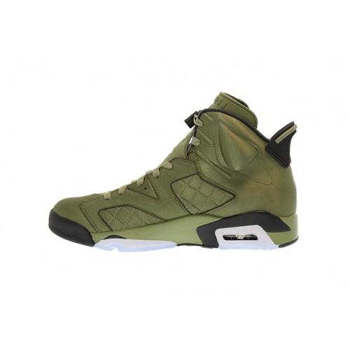 "Air Jordan 6 ""SNL"" Flight Jacket"