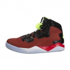 Air Jordan Spike 40 Red/Green Ghost