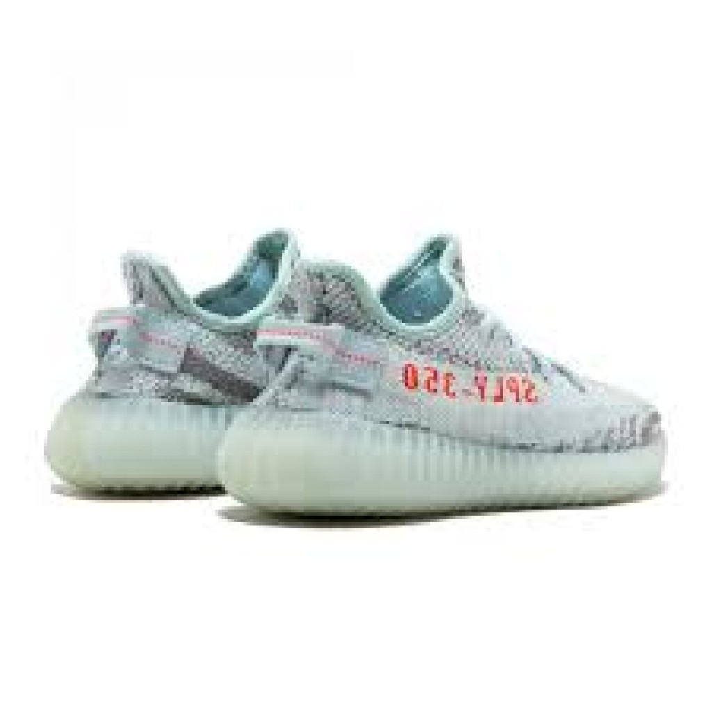 9082e6774fdc5 ... Yeezy Boost 350 v2 Blue Tint ...